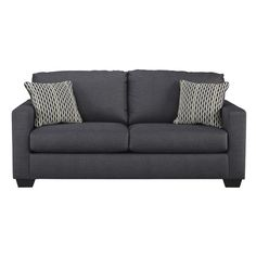 Brindon Contemporary Queen Sofa Sleeper With Track Arms