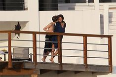 January 3, 2011: Justin Bieber and Selena Gomez are caught kissing on a yacht in the Caribbean.