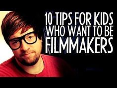 This week's video links:  Filmmaking Tips: Becoming a Film Director: http://youtu.be/djWMl3ACHfo  Kevin Smith - Great Filmmaking Advice: http://youtu.be/WL-PRLEM3To  Ken Burns' Advice to a Young #filmmaker: http://youtu.be/eBzwPvCa62o    On this week's episode, Russell addresses the many, MANY young viewers who write in to our email, or ask us during ... #Filmmaking #ShortFilmIdeas #youngfilmmakers #filmmakingtips #filmmakers