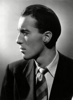 Sir Christopher Lee returns from war... and decides to become an actor (Rex Features)