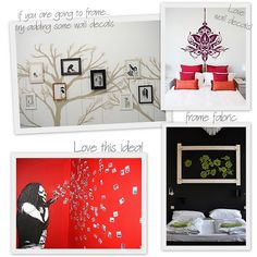 Our clients are always asking for help on Wall Decor.    What to do? What to hang? How to hang it? How many? Too many? Too little?    So, today's post is about Wall Decor..but an alternative to your typical photos and art...    What else is out there?    Within Investigates!