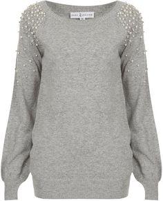 Jewel Sweatshirt By Rare - Lyst