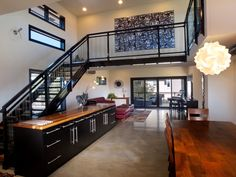 Home designed by Vaught Frye Larson Architects from Fort Collins, Colorado.