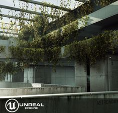 Vladimir Lepotic shared a detailed breakdown of his Beton scene in providing tips on setting up the final look with lighting and additional effects. Unreal Engine, On Set, Astronomy, Abandoned, Environment, Minimalist, Scene, Lights, Artwork