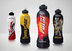 Power Up Your Creativity with Energy Drink Packaging Designs