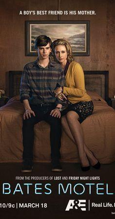 Bates Motel is vanaf januari 2014 ook een serie, uitgezonden op BNN zondag 21.20 uur