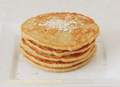 Griddle Cakes, Pancakes, Food And Drink, Yummy Food, Sweets, Healthy Recipes, Healthy Food, Homemade, Snacks