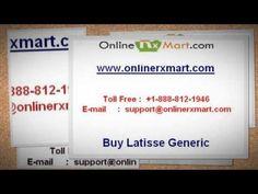 Buy Generic Latisse Eye Drops Online