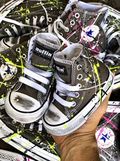 borchie per converse kit