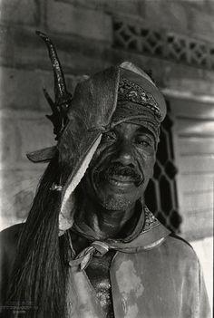 Alberto Ibáñez. México. Chaman Présomptueux. Circa 1990.