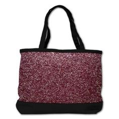 Red Glitters Shoulder Bag  Abstract red glitter sparkles background    $83.99