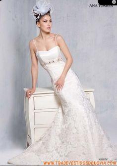 N1107V  Vestido de Novia  Ana Torres