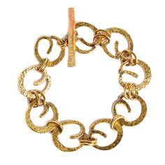 Juju art jewelry #brass #fashion #jade #pearl #stone #jewelry #womenfashion #fairtrade #creation #design #shell #motherofpearl #paua #abaloneshell #semiprecious #glass #bracelet collection. Bracelet Omega