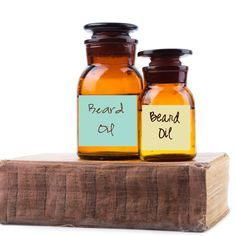 DIY Beard Oil Tutorial