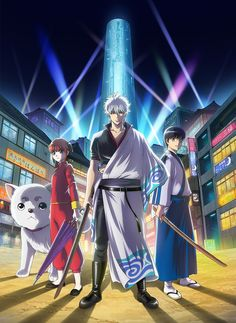 Gintama's heavens - pkjd-moetron:    Gintama official anime website...