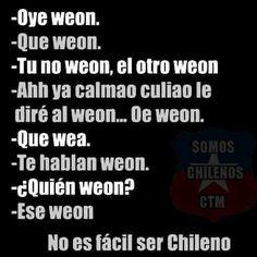 tipico chileno XD