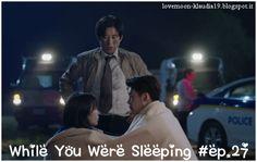 Love Moon ♥ My Blog: [SUBITA] While You Were Sleeping #ep.27-28 #subita #while_you_were_sleeping #leejongsuk #suzy