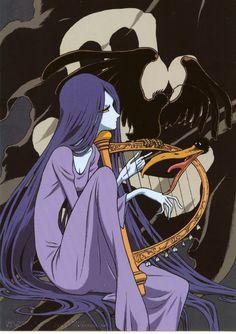 Reiji Matsumoto, Toei Animation, Captain Harlock I'm not very far into the show but I really like her.