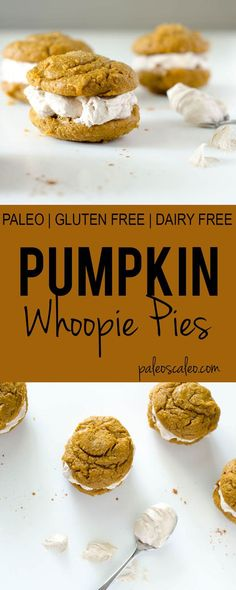 Paleo Pumpkin Whoopi...