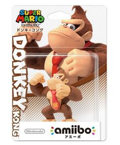 Amiibo Donkey Kong Super Mario Series Japan Nintendo 3DS Wii U F/S #Nintendo