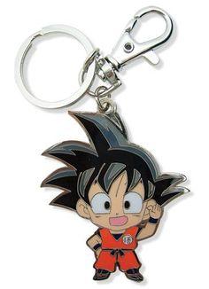 Goku key chain.