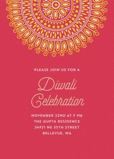Plan a diwali card party for your friends and family with www diwali colors diwali online invitations by anupama stopboris Image collections