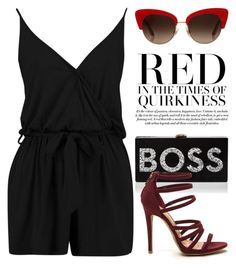 """""""Aug 18th (tfp) 2048"""" by boxthoughts ❤ liked on Polyvore featuring Milly, Dolce&Gabbana and tfp"""