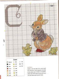 Beatrix Potter ABCs  C  Gallery.ru / Фото #20 - 16 - KIM-3