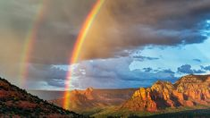 Somewhere Over The Rainbow | Ho hum...another day, another r… | Flickr