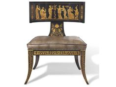Our grand collection of classical furniture from Northern Italy is the finest anywhere: Beautiful marquetry inlaid with exotic woods Exquisite hand-carved details Antiqued gold leaf and ebonized accents Timeless style and solid construction  These are furnishings to be cherished for generations.