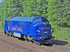 TMX 1016 of IBAB Sweden, Built for DSB in 1961. Trains, Locomotive, Sweden, Diesel, Scandinavian, World, Pictures, Beauty, Railings