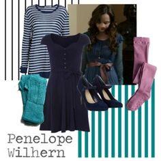 Penelope Wilhern