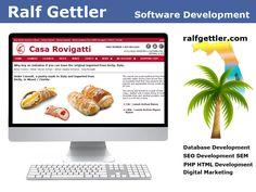 Twitter Digital Marketing Bermuda - Ralf Gettler Software Development Hamilton / Bermuda - PHP HTML CSS SQL MySQL Mobile Software Database Development Programming Project Management Consultant - Hamilton Bermuda | www.igobermuda.com | www.ralfgettler.com |