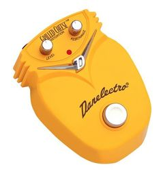 Danelectro DJ-10C Grilled Cheese Distortion Mini Effects Pedal by Danelectro. $29.99. Danelectro Mini Effects Grilled Cheese Distortion Effect Pedal