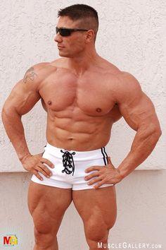 muscular lamer