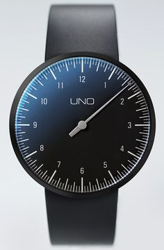 """Botta-Design NOVA Titan & UNO Titan Watches - by Zen Love - on aBlogtoWatch.com """"These new one-handed watches from Botta-Design introduce titanium versions of a couple of the brand's nifty, über-German creations. The Botta-Design NOVA Titan is decidedly modernist in its simplicity, while the Botta-Design UNO Titan is more classic; both are very minimalist, and both indicate the time only with an hour hand. If you have any kind of inclination towards this concept and aesthetic, then read…"""