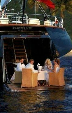 Yacht Life!