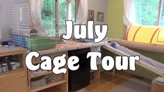 July Cage Tour '14