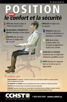 CCOHS - Canadian Centre for Occupational Health and Safety Health And Safety Poster, Safety Posters, Office Safety, Workplace Safety, Safety Pictures, Safety Meeting, Safety Slogans, Safety Topics, Workplace Wellness