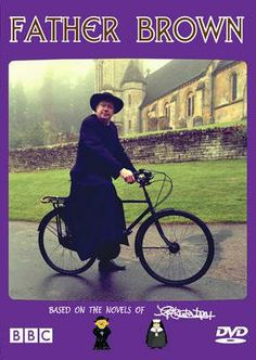 father brown stills images | Father Brown photos - the image of Father Brown pedalling his bike from one investigation to another is wonderful.