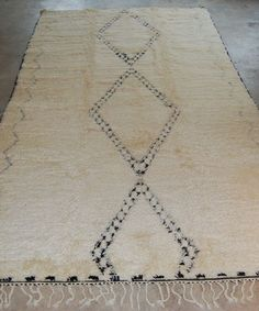 Beni Ouarain Moroccan Rug Inventory | Marmucha, Azilal Tribes