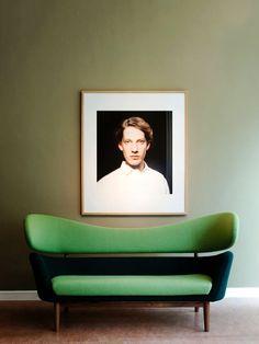 Sofá 'Baker' Designer: Finn Juhl