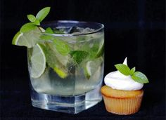 Boozy cupcakes?  New York City, I MUST visit you!