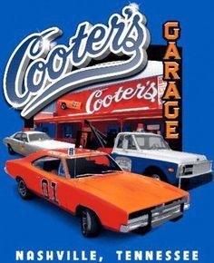 Nashville -> Cooters Place