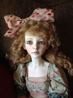 Mint - Gorgeous Dollstown Azura SD13 OOAK by Connie Lowe - Marbled Halls