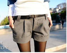 Где купить женские шорты зимой