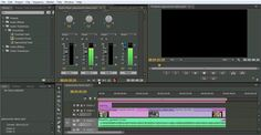 Using the Audio Workspace right inside Premiere makes recording a voiceover quick & easy: First, make sure your Input is set to your microphone in Preferences>Audio Hardware. Next, Enable Recording in your desired audio track inside the Audio Mixer panel. Then, hit record! #elearning #softwaretraining #tutorial #adobe #premierepro #creativesuite #creativecloud #audio #audioediting #voiceover #timeline #recording #videoproduction