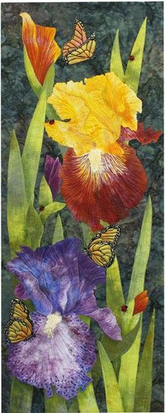 Consider the flowers of the field by Christine Dowell