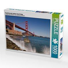 Faszinierende Golden Gate Bridge 1000 Teile Puzzle quer C... https://www.amazon.de/dp/B01KVAGS36/ref=cm_sw_r_pi_dp_x_ZHwWxb1V84QHP #Puzzle #SanFrancisco #Kalifornien #USA #Landschaft #GoldenGateBridge #waterside #dekorativ #decorative #breakers #Brandung #Puzzletravel #PuzzleReise #Reise #travel #landscape #Stadt #city #Sehenswürdigkeit #sight #landmark #Wahrzeichen