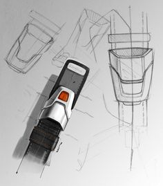 Gashetka | Transportation Design | 2014 | Volvo XC Coupe Concept Ammunition | Design...